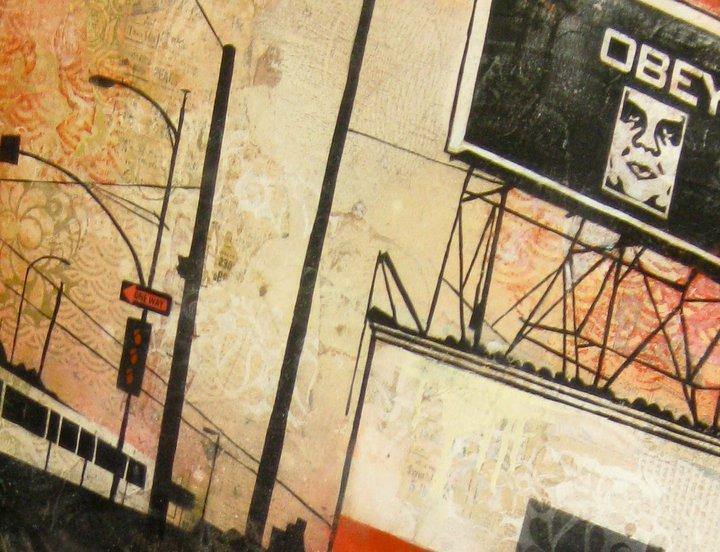 Shepard Fairey Billboard Series New Prints Visual And MOCA Fine Art ...