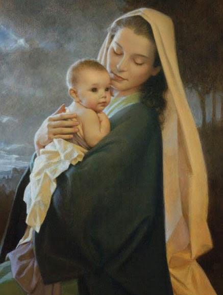 María, estrella de la evangelización