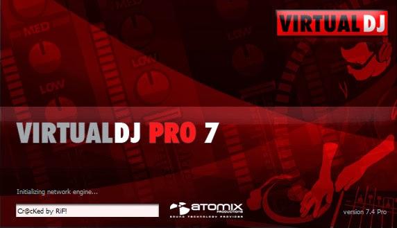 Atomix Virtual DJ Pro 8.0.0 Build 1987