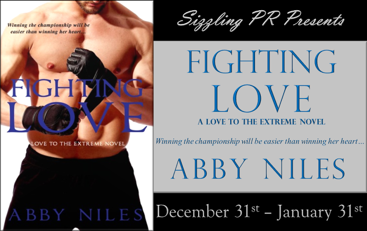 Blog Tour: Spotlight + Giveaway – Fighting Love by Abby Niles