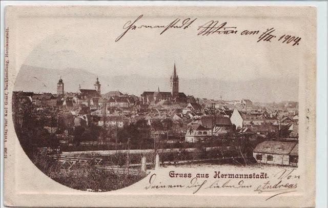 Sibiul in 1904