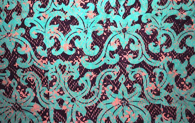 Batik, The Heritage of Indonesia: Batik Kaltim