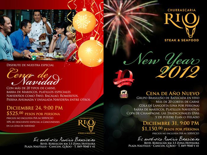Cena Churrascaria Rio Cancun