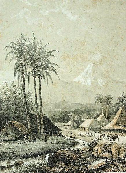 Sejarah Gunung Bromo