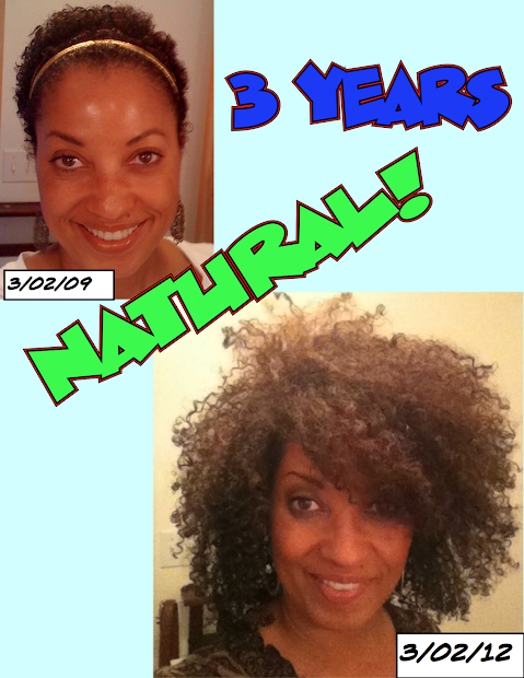 rene's massive hair growth- 3 year
