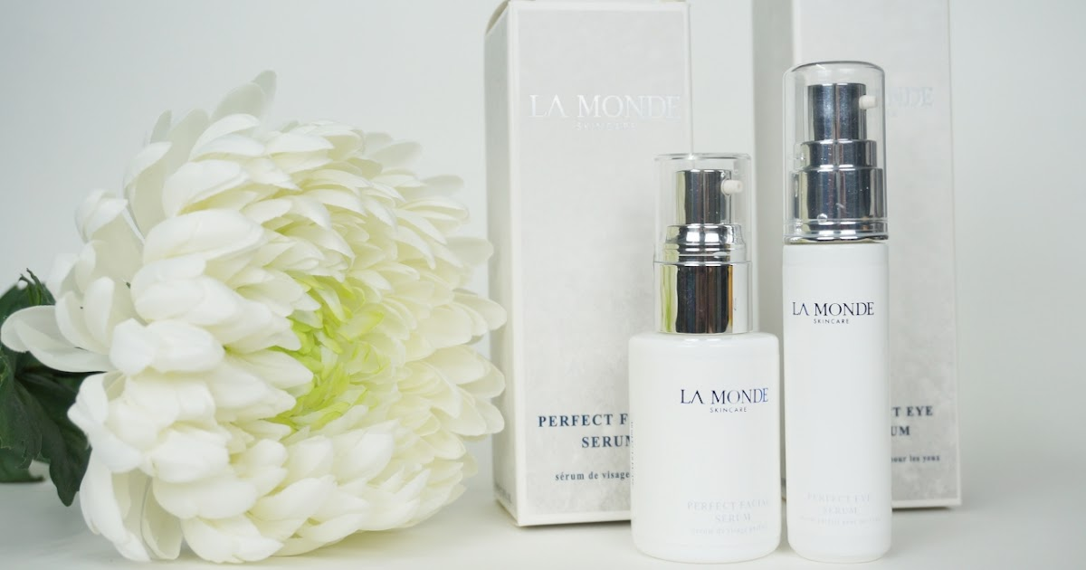 La monde skincare perfect facial eye serum for La cabine skincare