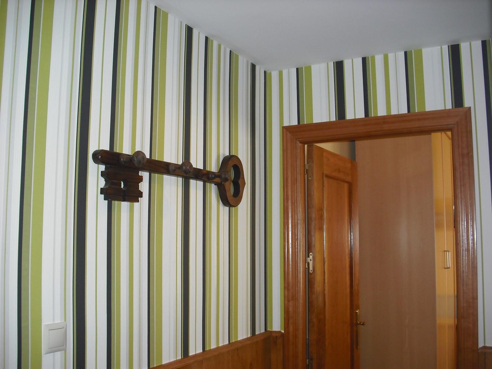 Papeles pintados y decoraciones en general papel pintado - Papeles pintados para pasillos ...
