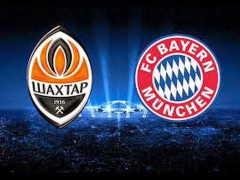 Shakhtar Donetsk vs Bayren Munich
