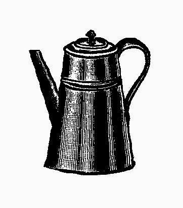 Vintage Tea Pot Image