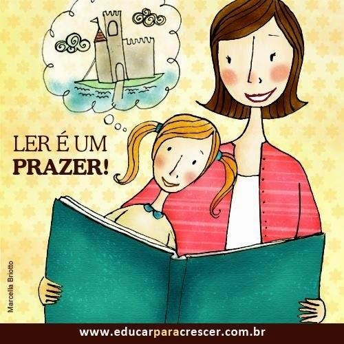 Ler é um prazer
