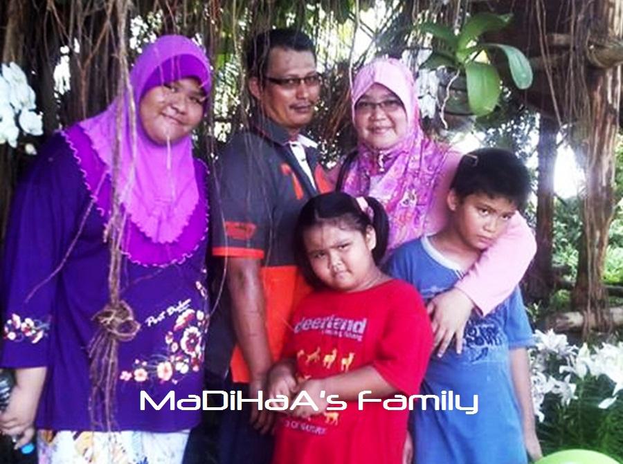 MaDiHaA's Family