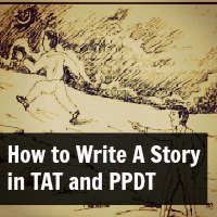 How to Write A Story in TAT and PPDT IN ssb