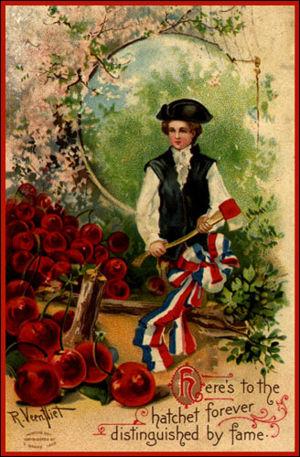 Wildland Fire Leadership: George Washington - Beyond Childhood ...