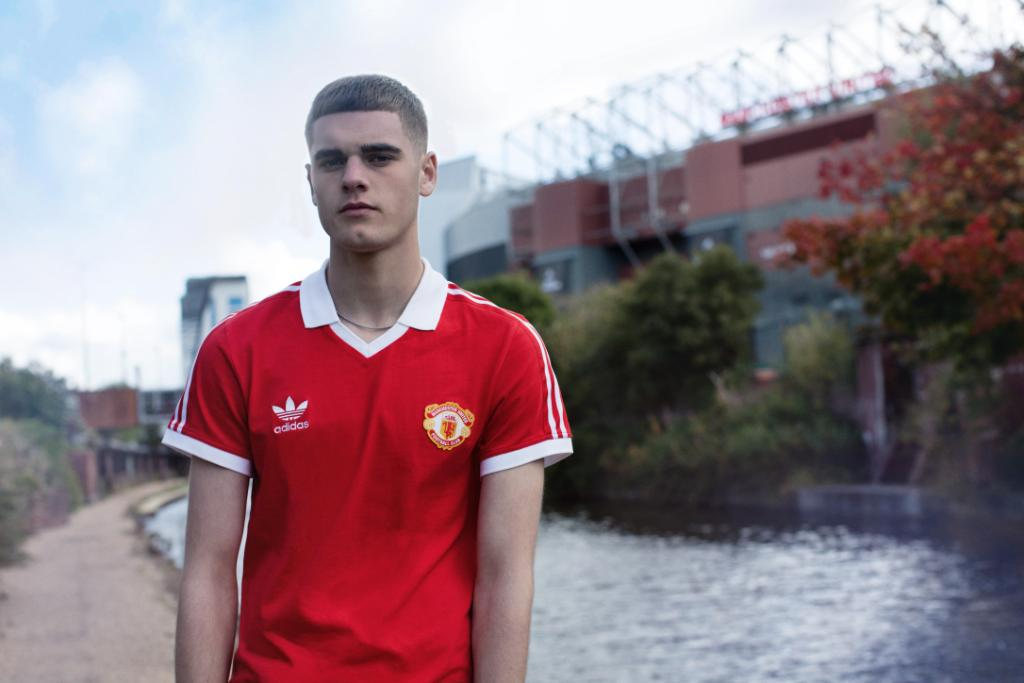 adidas originals manchester united