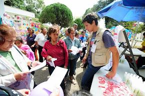Refuerza Salud municipal acciones para prevenir dengue en panteones