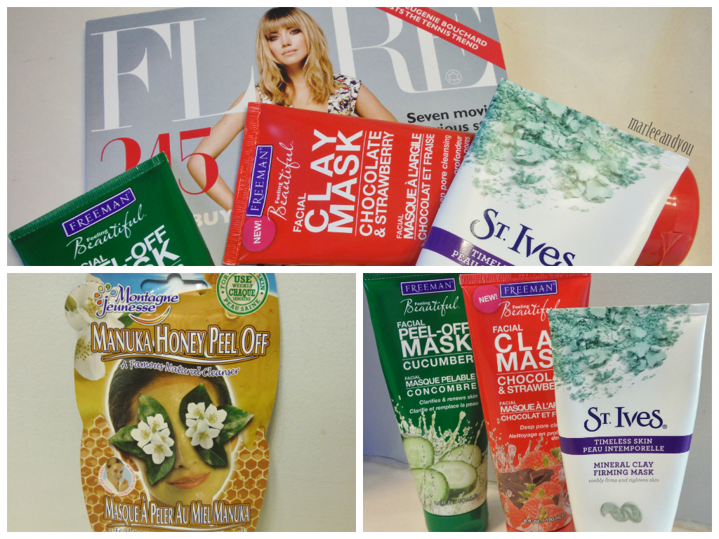 face mask haul | marlee and you