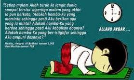 14 Keutamaan Sholat Malam ( TAHAJJUD ) Bagi Umat Islam