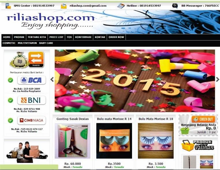 riliashop.com