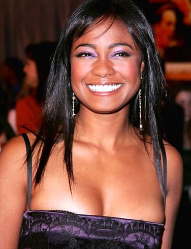 R & B singer Ashanti is half chinese puerto rican and half african american.