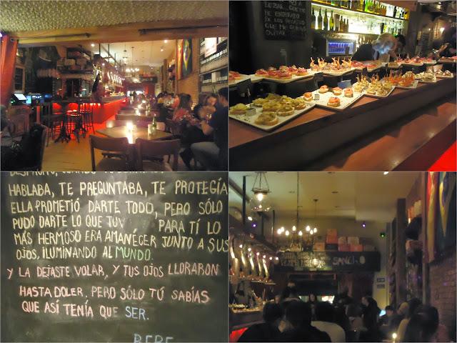 São Paulo, Sancho Bar y Tapas, Augusta
