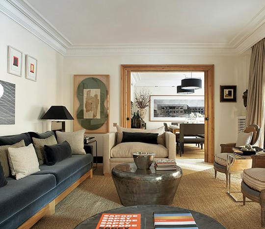 Decandyou ideas de decoraci n y mobiliario para el hogar - Decoracion salon clasico ...