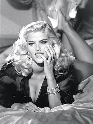 Anna Nicole Smith Playboy 2007 Vintage