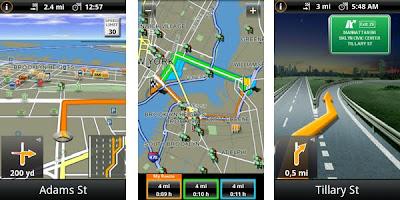 Aplikasi Navigasi Android