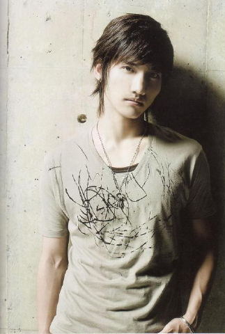 "Changmin DBSK Main Drama Jepang ""Run Away with Gold"""