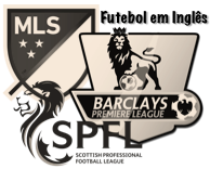 Futebol em Inglês
