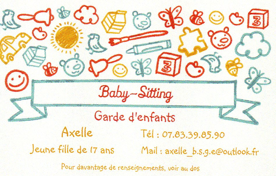 axelle baby sitting baby sitting par axelle. Black Bedroom Furniture Sets. Home Design Ideas