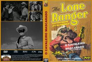 THE LONE RANGER - O CAVALEIRO MASCARADO