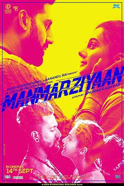 Manmarziyaan 2018 Hindi Full Movie DVDScr 720p