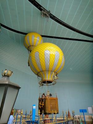 Lotty's Hot Air Balloon Flight at Lotte World Seoul