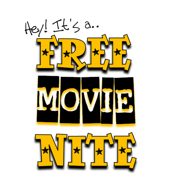 Who doesn't love a movie on the big screen with FREE movie theater popcorn, ...