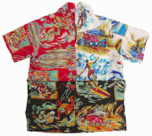 "MF x Sun Surf 2015 Limited Edition: The Rock'n'Roll Shirt, ""Action Packed"""