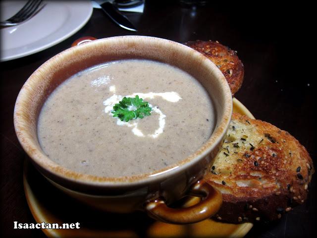 Mushroom Soup – RM11