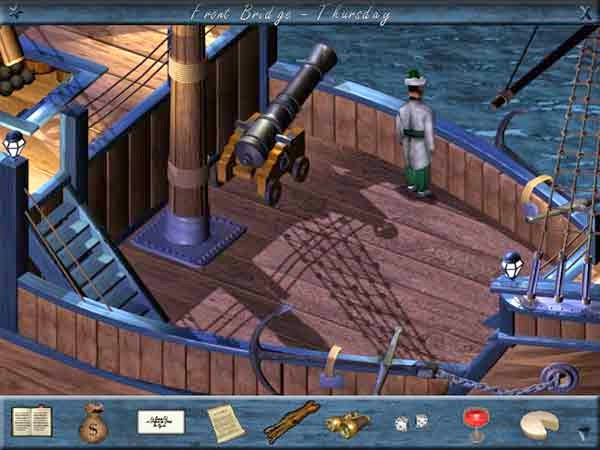 Download Free Adventure Games - Eye of the Kraken