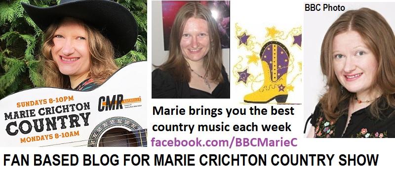 Marie Crichton's Country Show Blog