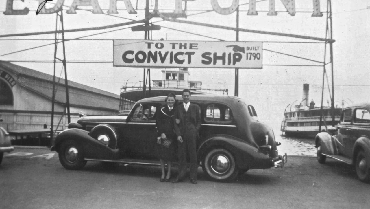 A convict ship in sandusky ohio