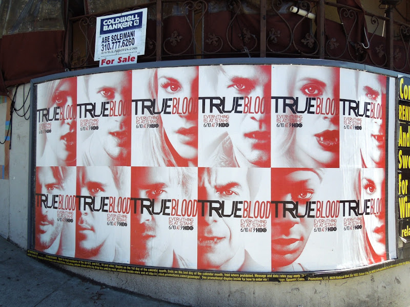 True Blood season 5 posters