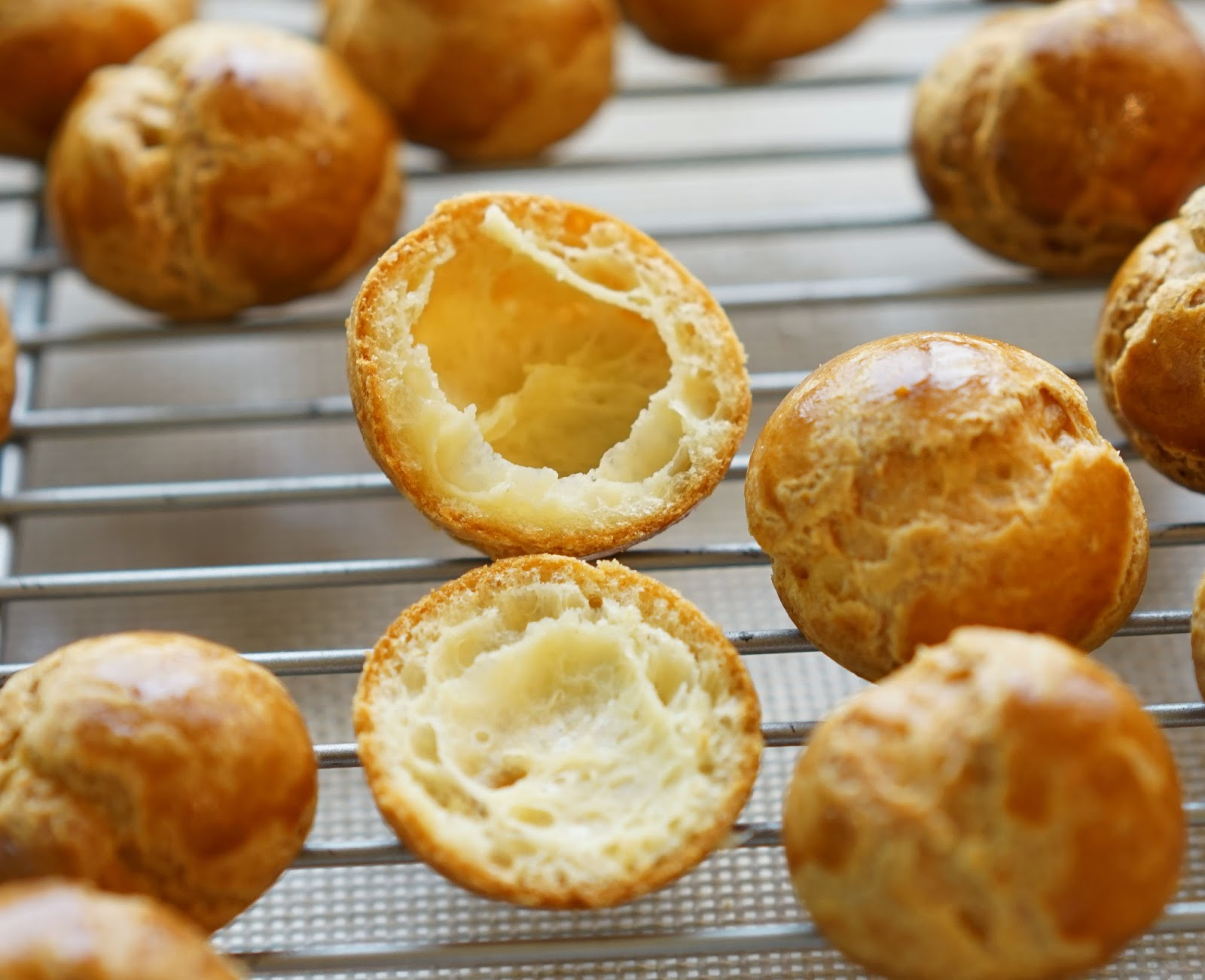 Pâte à choux ( Pate a Choux), or choux paste, is the principal ...