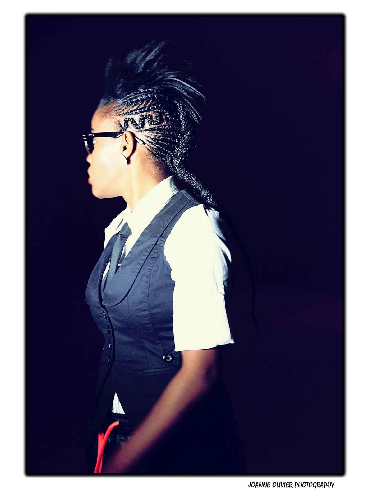 Toya Delazy Hairstyle