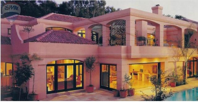 Upmarket project homes