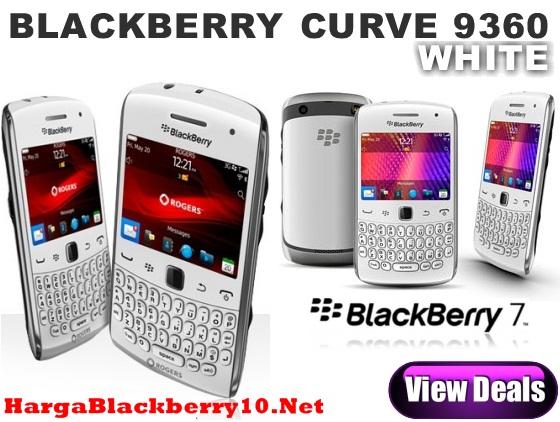 Harga Baru Bekas BlackBerry Curve 9360 Apollo September 2013 | Harga