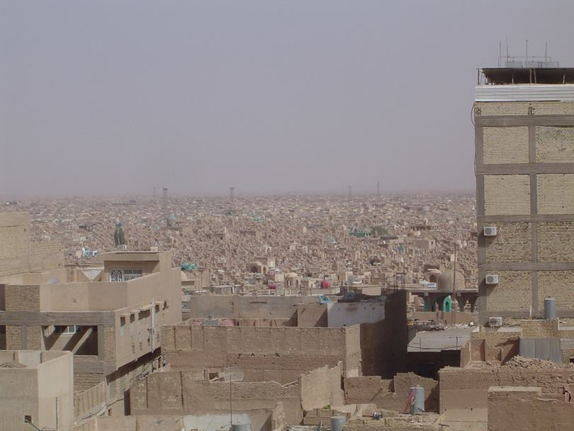Wadi Al-Salaam, The largest cemetery in the world