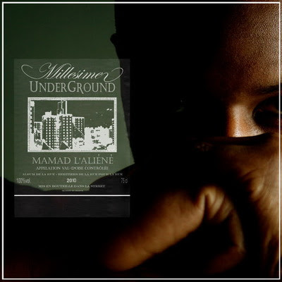 Mamad L'aliene Millesime Underground (2010)