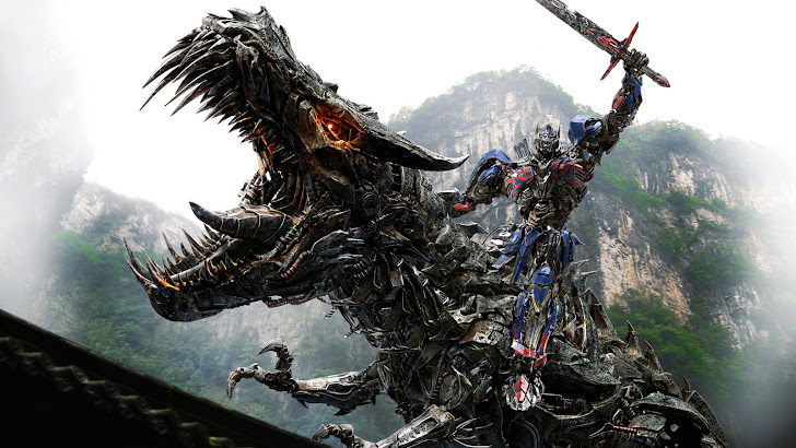Transformers 4 Grimlock Optimus