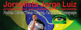 JORNALISTA JORGE LUIZ