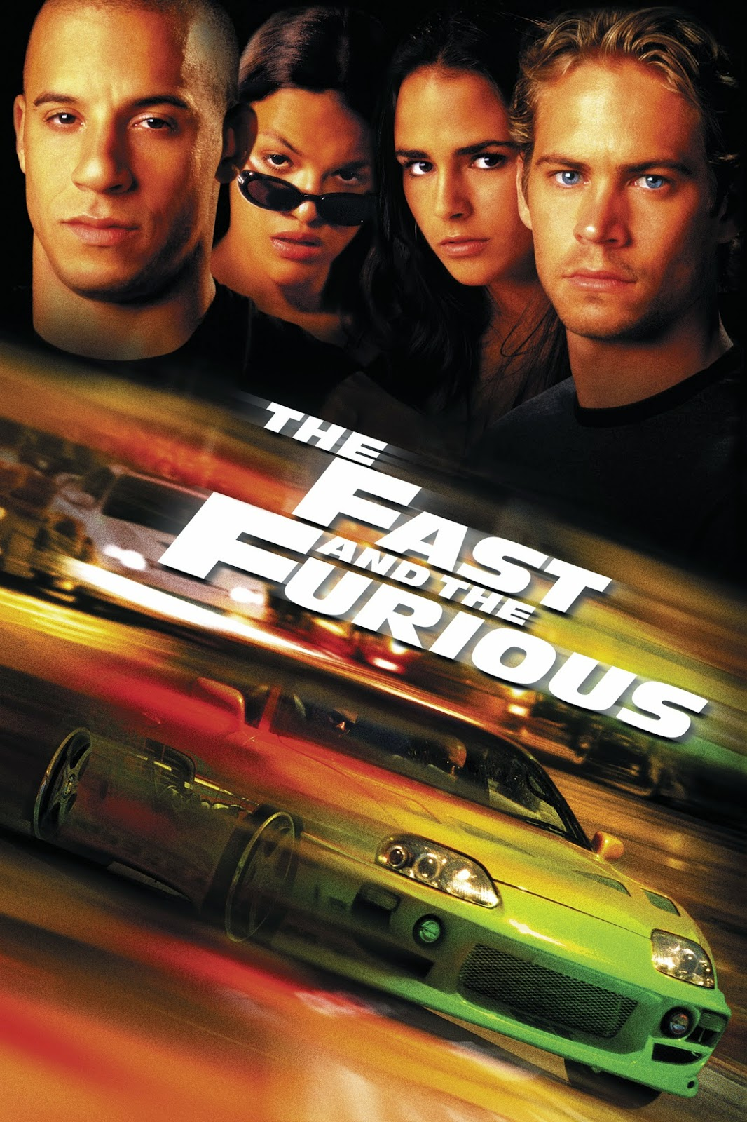 The Fast and the Furious (BRRip 1080p Dual Latino / Ingles) (2001)