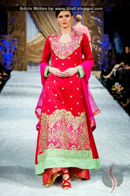 Aijazz Aslam Bridal Wear